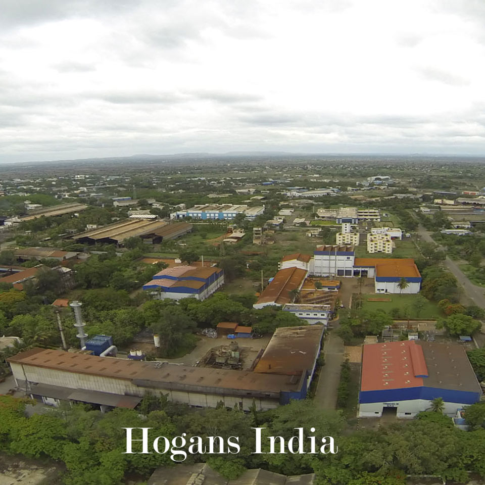 Industrial Aerial Photography by Aerial Photo India
